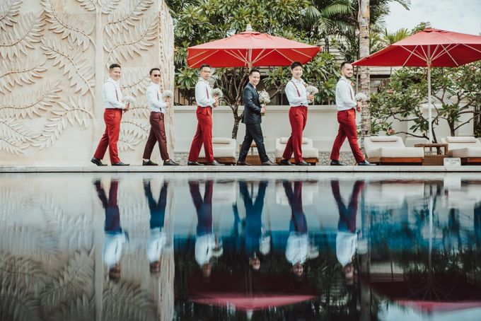 Royal Santrian Nusa Dua - Wedding Andrew & Renny by Eurasia Wedding - 012