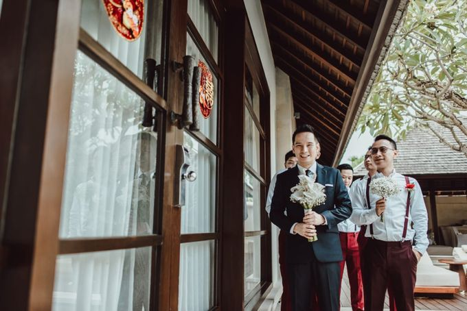 Royal Santrian Nusa Dua - Wedding Andrew & Renny by Eurasia Wedding - 013