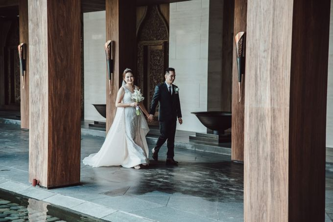 Royal Santrian Nusa Dua - Wedding Andrew & Renny by Eurasia Wedding - 019