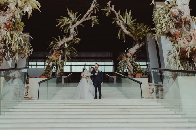 Royal Santrian Nusa Dua - Wedding Andrew & Renny by Eurasia Wedding - 022
