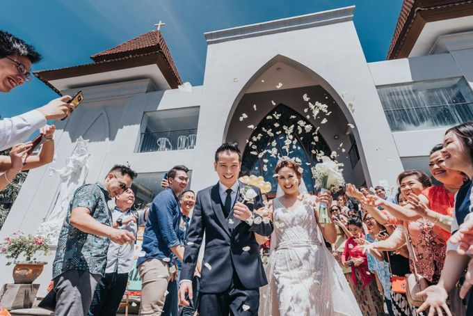 Royal Santrian Nusa Dua - Wedding Andrew & Renny by Eurasia Wedding - 029