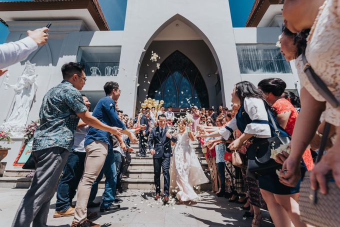 Royal Santrian Nusa Dua - Wedding Andrew & Renny by Eurasia Wedding - 031
