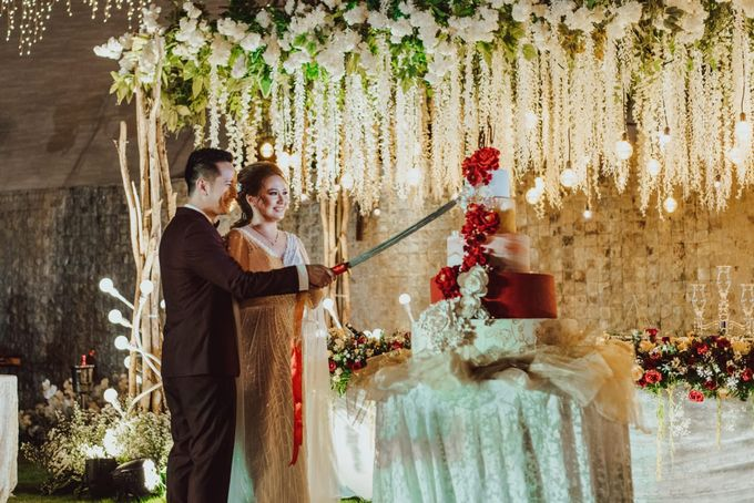 Royal Santrian Nusa Dua - Wedding Andrew & Renny by Eurasia Wedding - 037