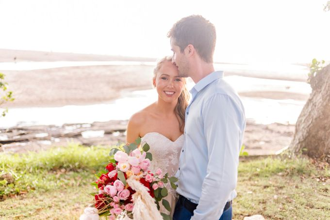 Belle & Nick by Louloudi Wedding & Events Stylist - 010