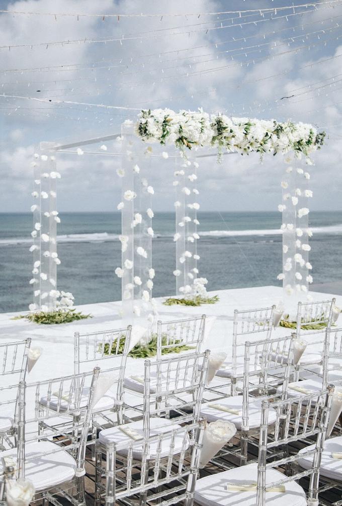 Aaron and Justine Wedding by Bali Wonderful Decor - 003