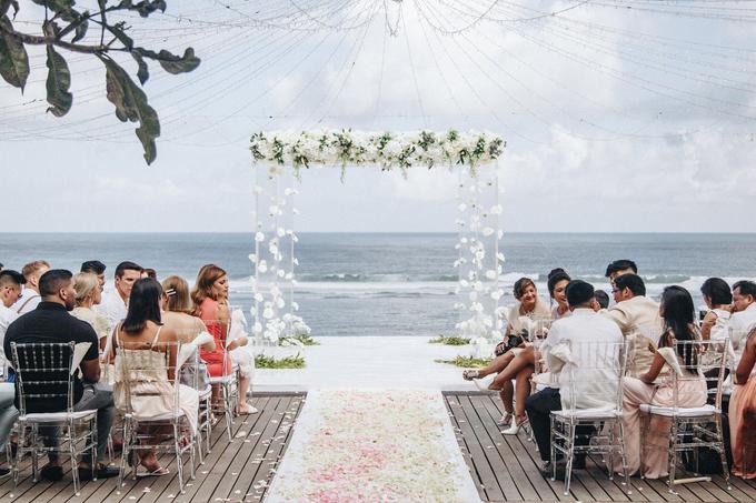 Aaron and Justine Wedding by Bali Wonderful Decor - 006