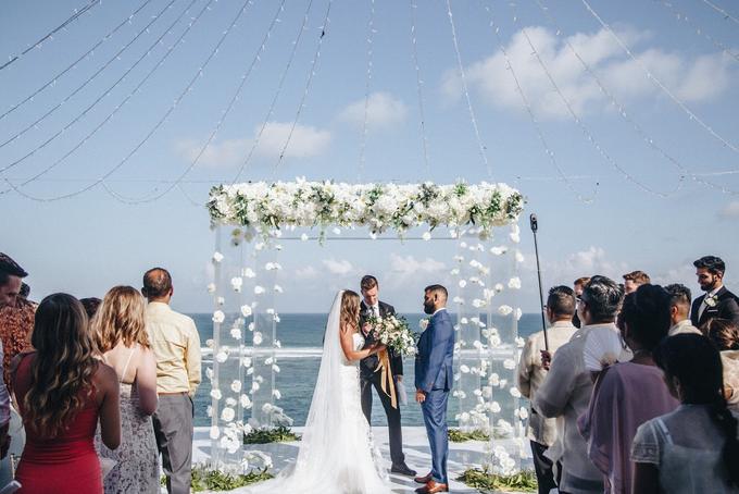 Aaron and Justine Wedding by Bali Wonderful Decor - 007