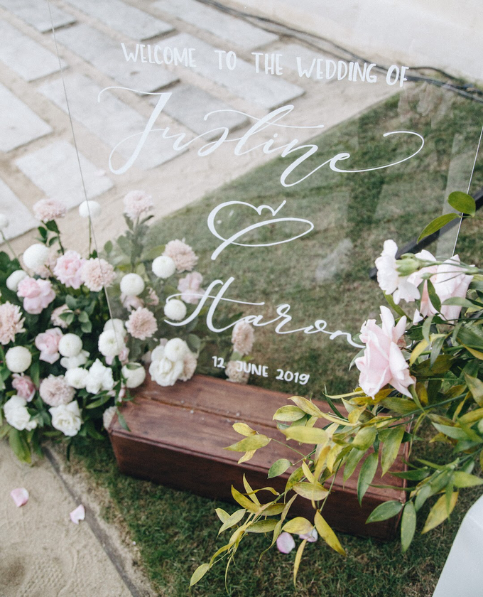 Aaron and Justine Wedding by Bali Wonderful Decor - 009