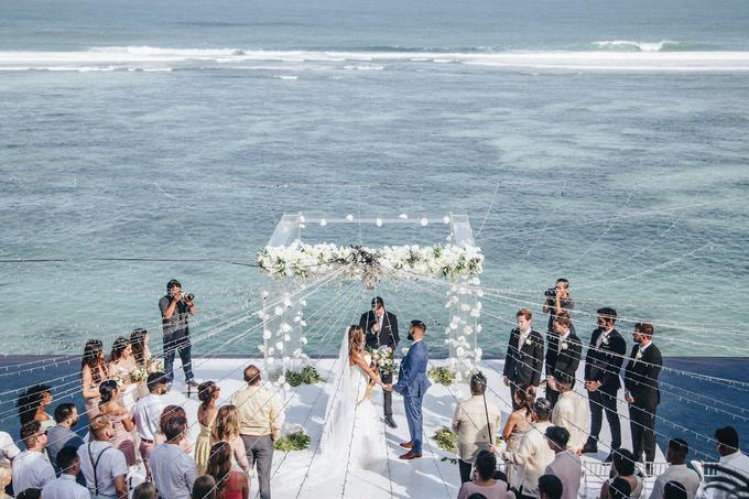 Aaron and Justine Wedding by Bali Wonderful Decor - 010