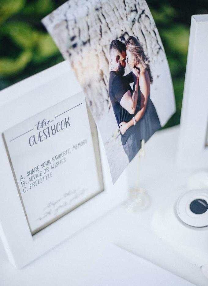 Aaron and Justine Wedding by Bali Wonderful Decor - 017