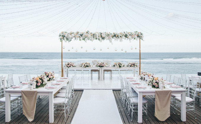 Aaron and Justine Wedding by Bali Wonderful Decor - 026