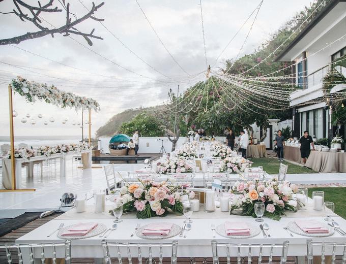 Aaron and Justine Wedding by Bali Wonderful Decor - 033