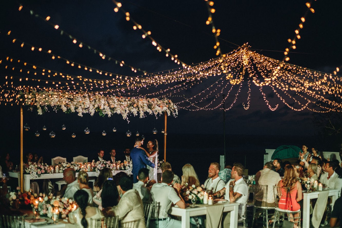 Aaron and Justine Wedding by Bali Wonderful Decor - 036