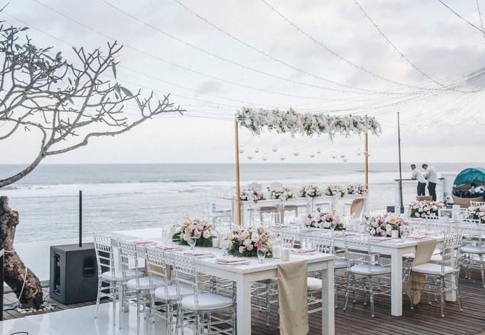 Aaron and Justine Wedding by Bali Wonderful Decor - 037