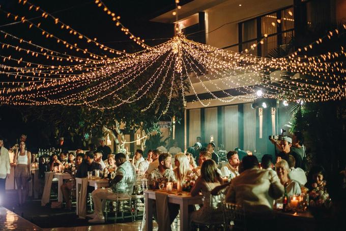 Aaron and Justine Wedding by Bali Wonderful Decor - 039