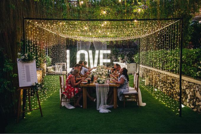 Tait and Maria Wedding  by Bali Wonderful Decor - 001