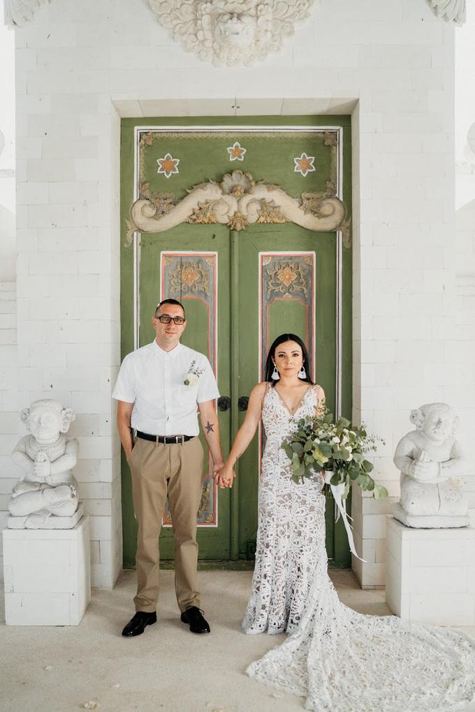 Tait and Maria Wedding  by Bali Wonderful Decor - 005