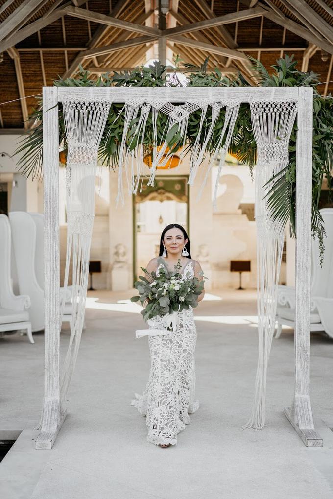 Tait and Maria Wedding  by Bali Wonderful Decor - 009
