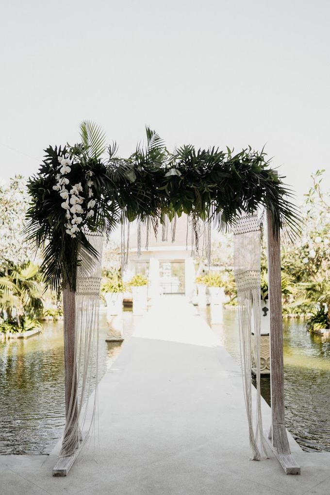 Tait and Maria Wedding  by Bali Wonderful Decor - 008