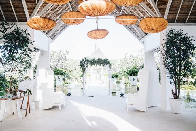 Tait and Maria Wedding  by Bali Wonderful Decor - 025