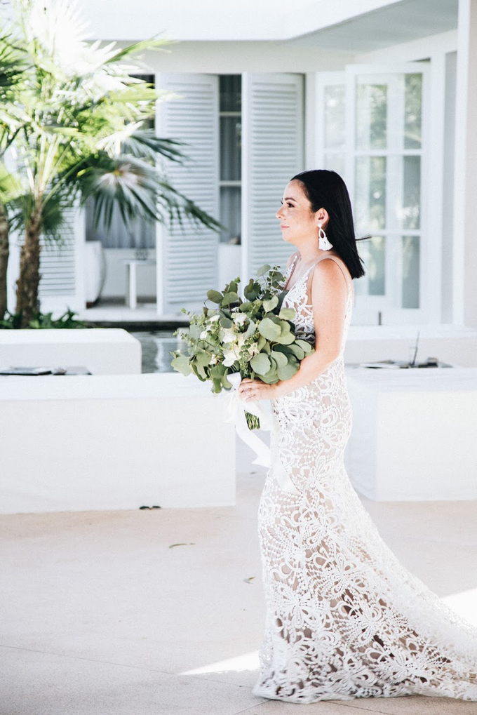 Tait and Maria Wedding  by Bali Wonderful Decor - 026
