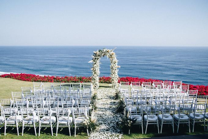 Polly and Tom Wedding  by Bali Wonderful Decor - 001