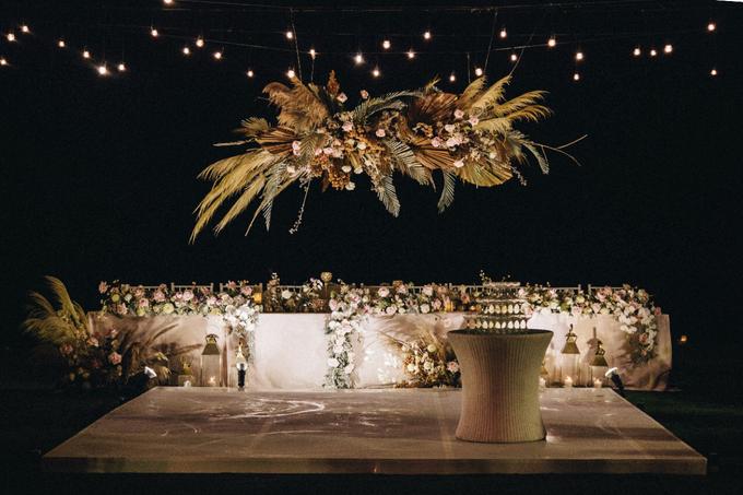Polly and Tom Wedding  by Bali Wonderful Decor - 002