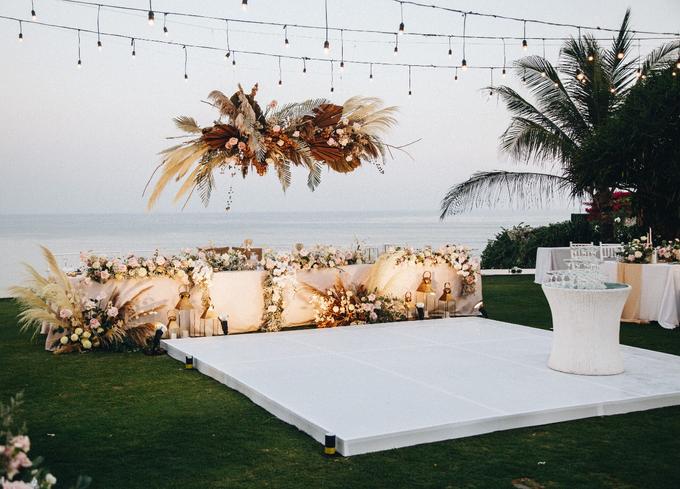 Polly and Tom Wedding  by Bali Wonderful Decor - 005
