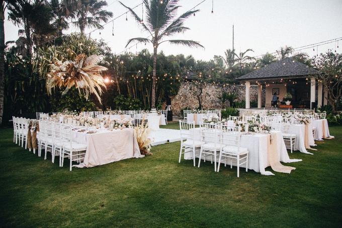 Polly and Tom Wedding  by Bali Wonderful Decor - 004