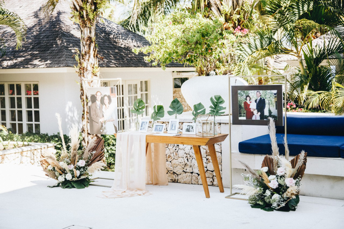 Polly and Tom Wedding  by Bali Wonderful Decor - 003