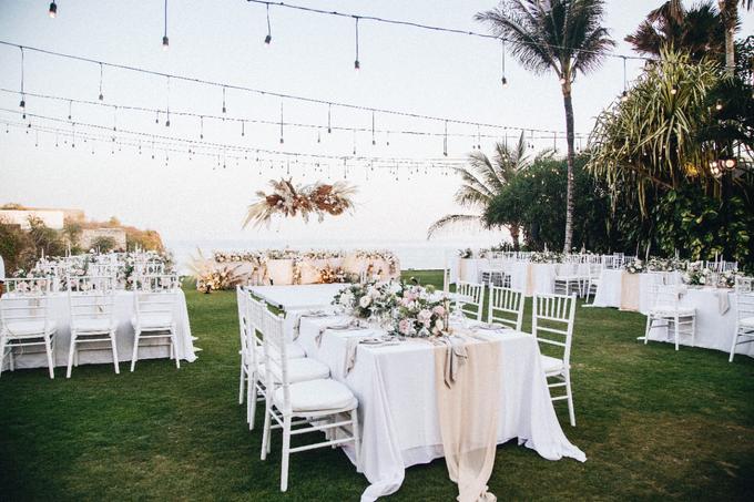 Polly and Tom Wedding  by Bali Wonderful Decor - 006