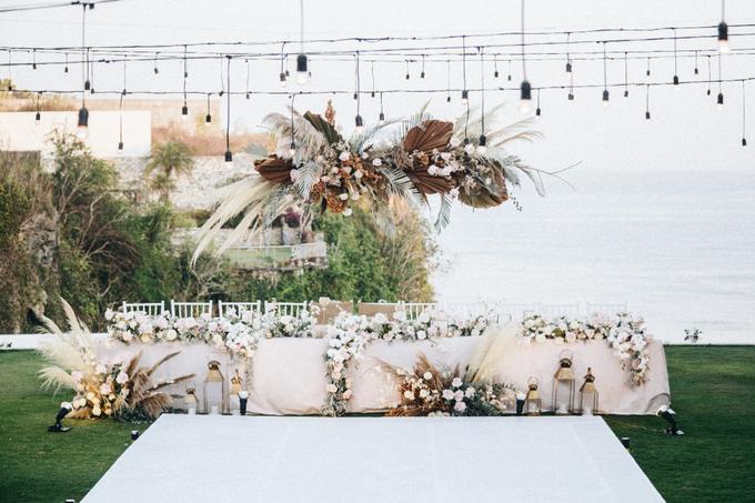 Polly and Tom Wedding  by Bali Wonderful Decor - 008