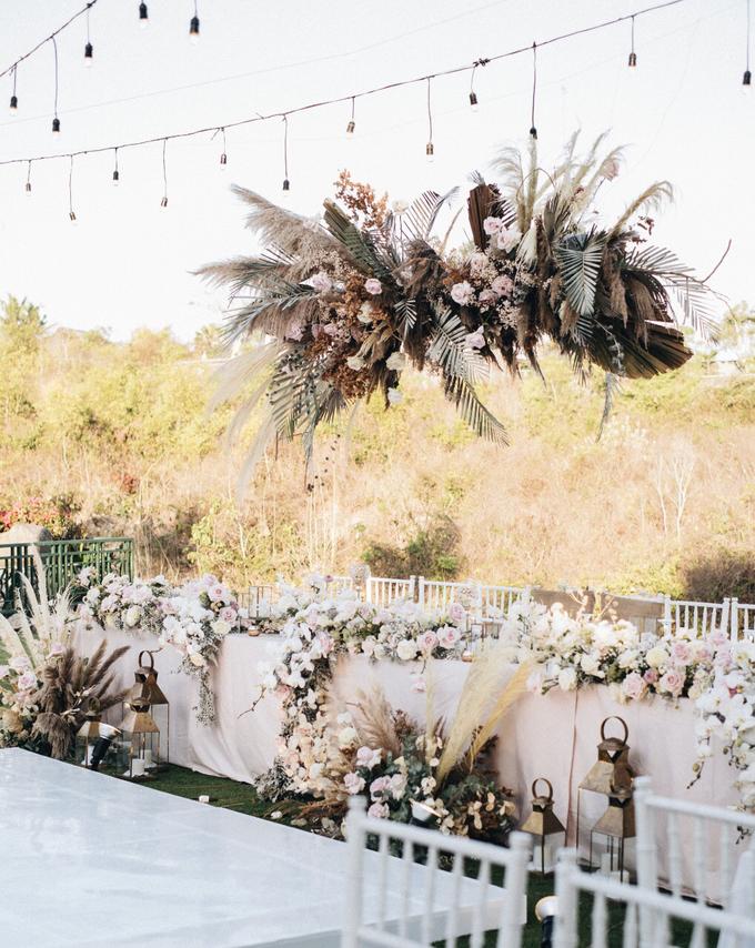 Polly and Tom Wedding  by Bali Wonderful Decor - 019