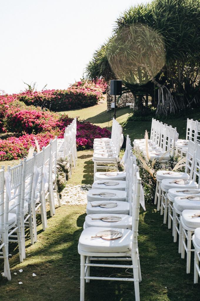 Polly and Tom Wedding  by Bali Wonderful Decor - 023