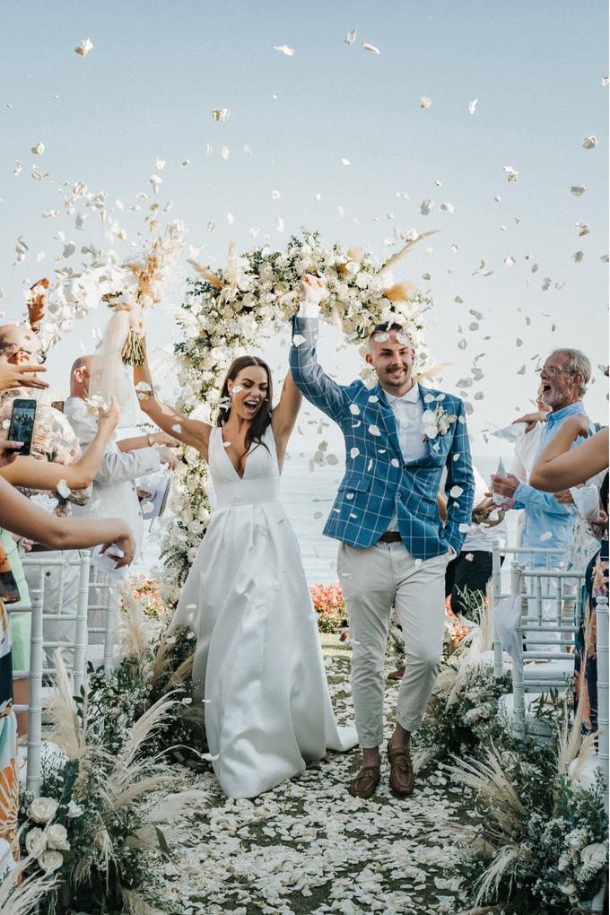 Polly and Tom Wedding  by Bali Wonderful Decor - 034