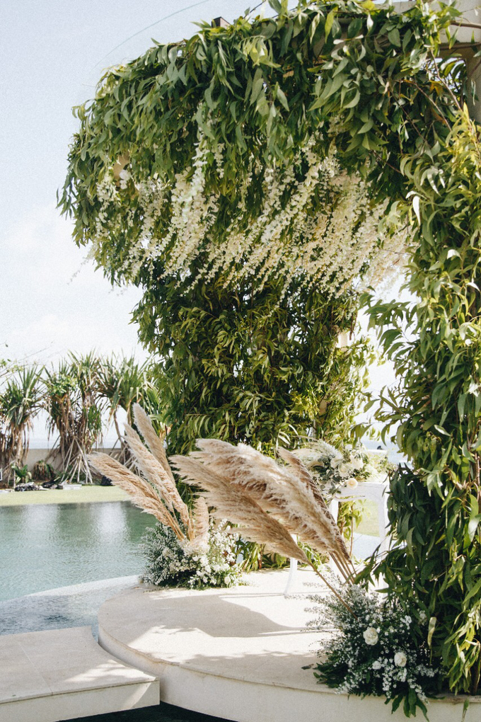 Dessy & Alvian Wedding by Bali Wonderful Decor - 008