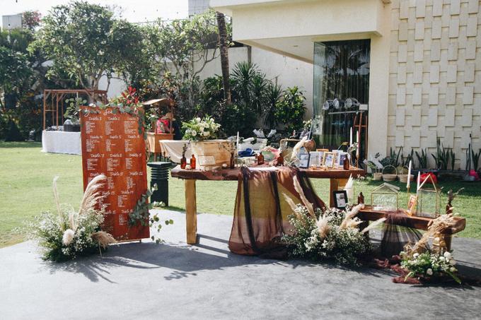 Dessy & Alvian Wedding by Bali Wonderful Decor - 010