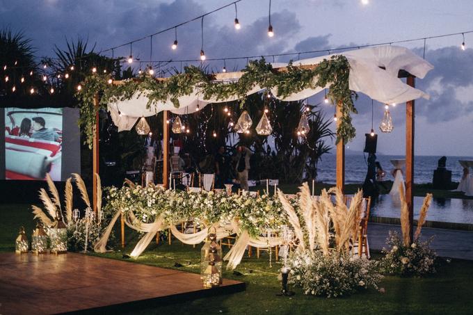 Dessy & Alvian Wedding by Bali Wonderful Decor - 012