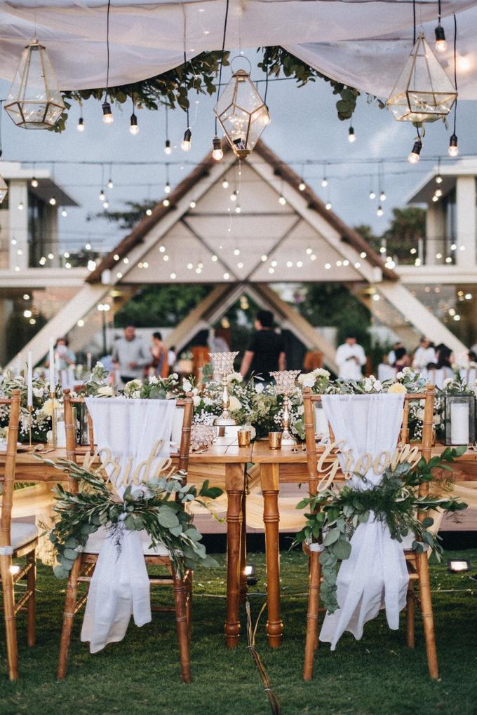 Dessy & Alvian Wedding by Bali Wonderful Decor - 017