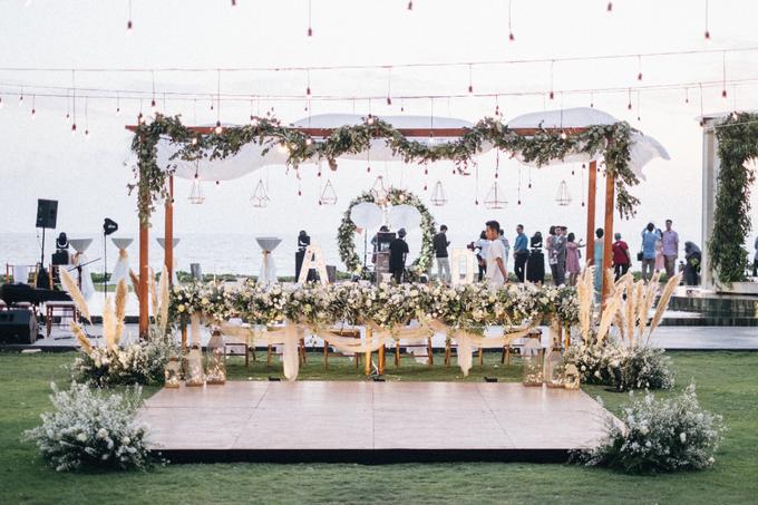Dessy & Alvian Wedding by Bali Wonderful Decor - 018