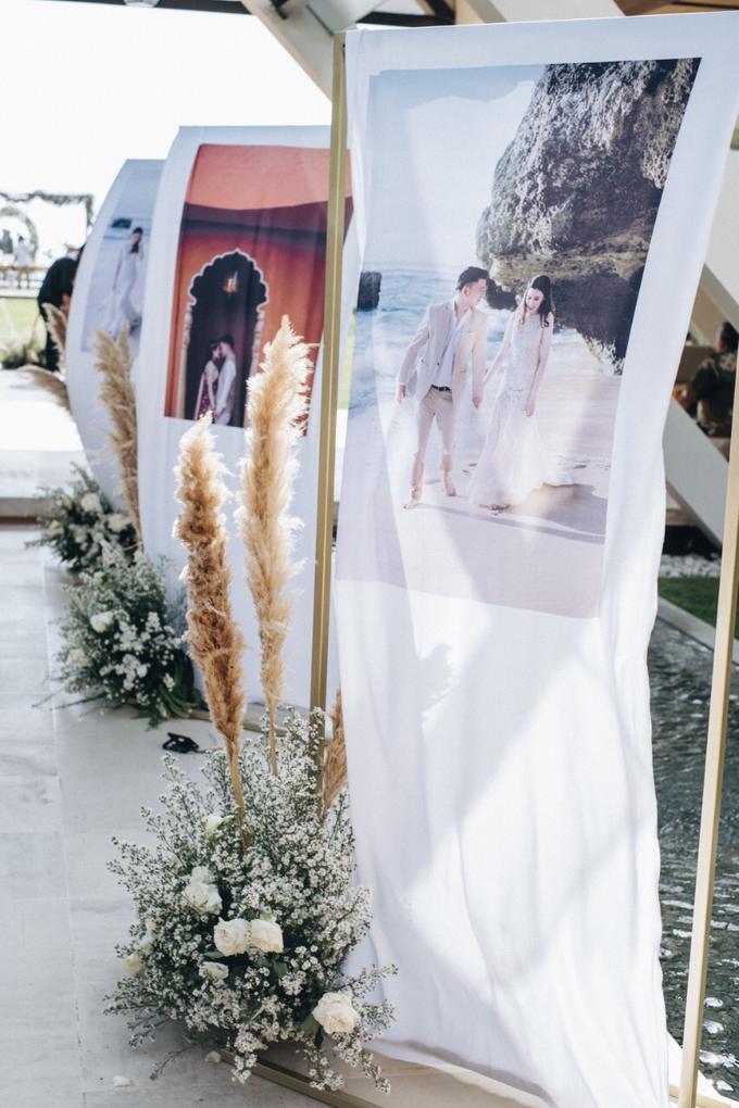 Dessy & Alvian Wedding by Bali Wonderful Decor - 026