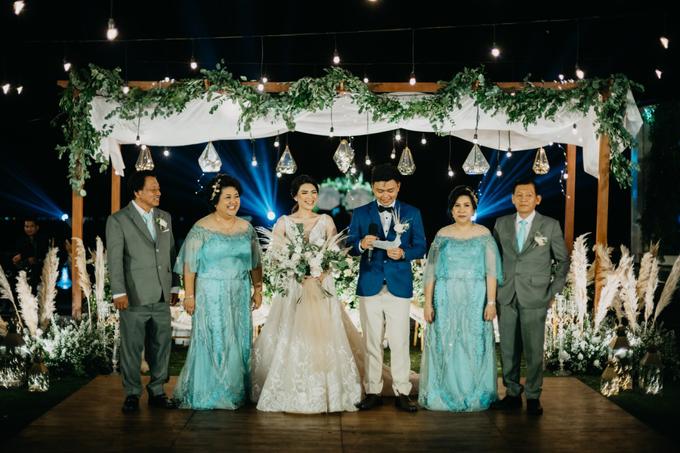Dessy & Alvian Wedding by Vantis Official - 032