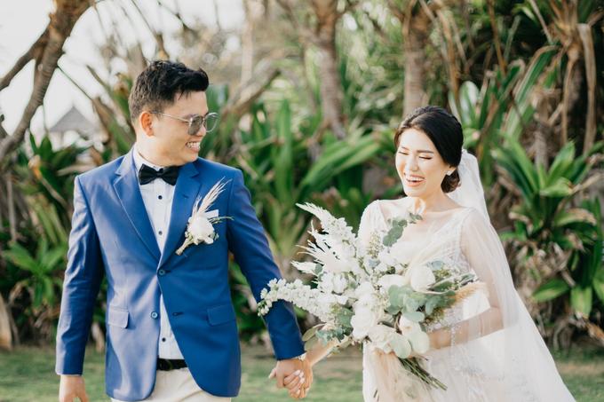Dessy & Alvian Wedding by Bali Wonderful Decor - 034