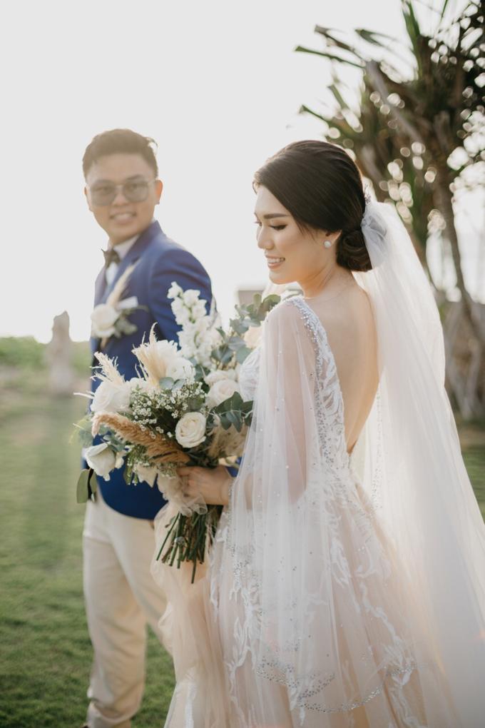 Dessy & Alvian Wedding by Bali Wonderful Decor - 041