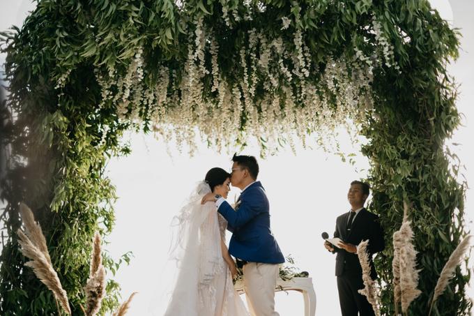 Dessy & Alvian Wedding by Bali Wonderful Decor - 042