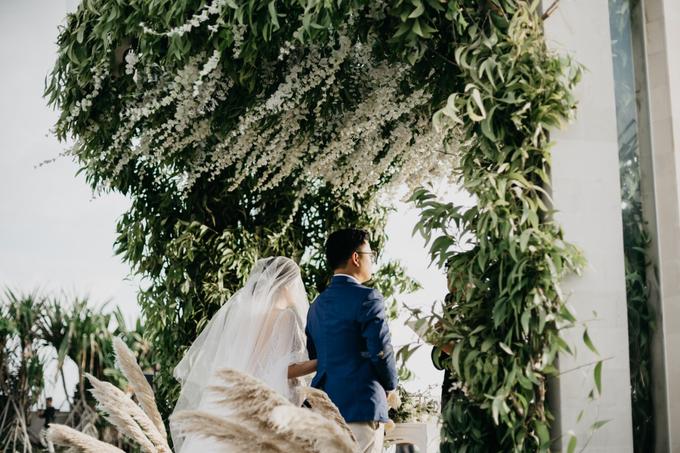 Dessy & Alvian Wedding by Bali Wonderful Decor - 043