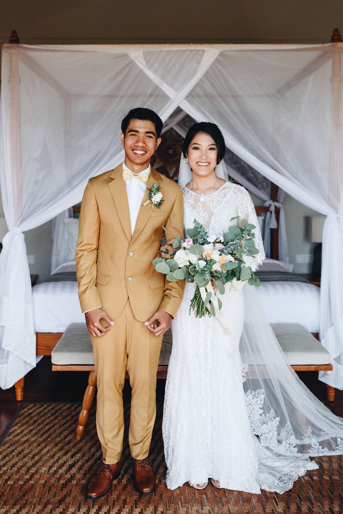 Debora and David Wedding  by Bali Wonderful Decor - 001