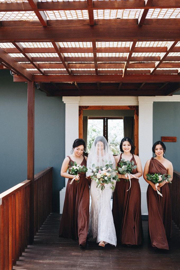 Debora and David Wedding  by Bali Wonderful Decor - 002