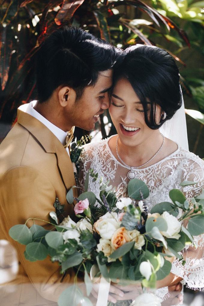 Debora and David Wedding  by Bali Wonderful Decor - 006