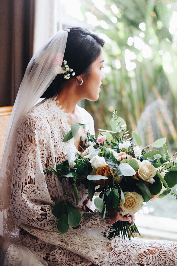 Debora and David Wedding  by Bali Wonderful Decor - 007